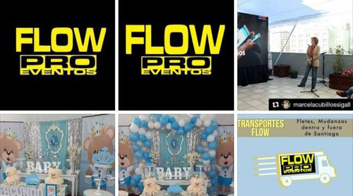 Flow Pro Eventos
