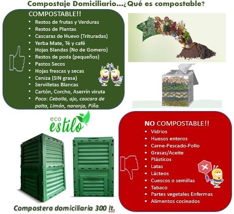 Compostera Domiciliaria